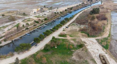 La Diputació subvenciona el proyecto ciclopeatonal que conectará Catarroja, Massanassa y Paiporta