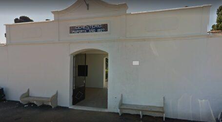 Abren una investigación tras actos vandálicos en el cementerio de Paiporta
