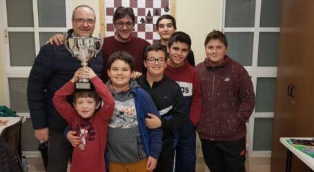 El club Aldaia Educart, en la segunda fase del mundial de ajedrez sub-16