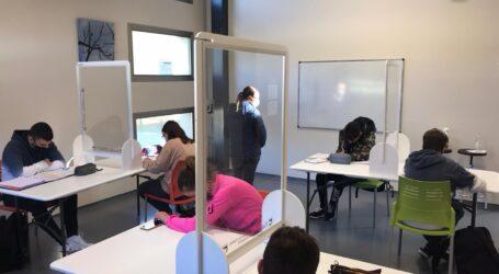 La Casa de la Juventud de Paterna retoma la actividad del Aula de Refuerzo para los estudiantes de la ESO