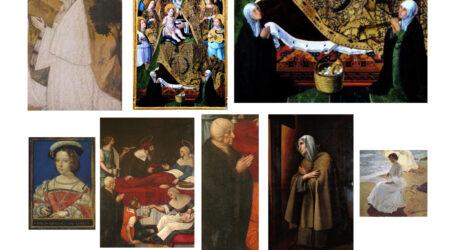 Políptic de valencianes immortalitzades