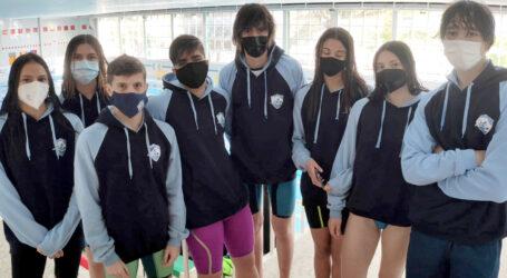 El equipo de Salvamento y Socorrismo de Silla consigue 23 medallas en el Campeonato de España de Invierno juvenil, junior y absoluto