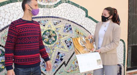 Almàssera acuerda una colaboración con el grupo local WWF