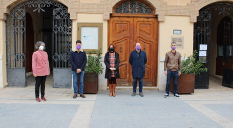 Almàssera recibe la visita de Rosa Pérez, Consellera de Participación, para realizar una jornada de trabajo y orientación en el ámbito de la participación local