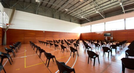 Todo listo en Torrent, Paterna, Mislata y Massamagrell para la vacunación de docentes menores de 55 años