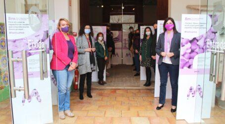 """La Mancomunitat de l'Horta Sud presenta la campaña de sensibilización """"Gestos per la igualtat"""""""
