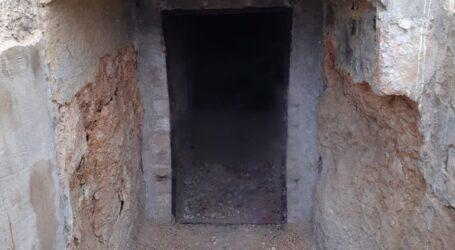Paterna descubre un nuevo tramo del refugio antiaéreo para escolares construido durante la Guerra Civil