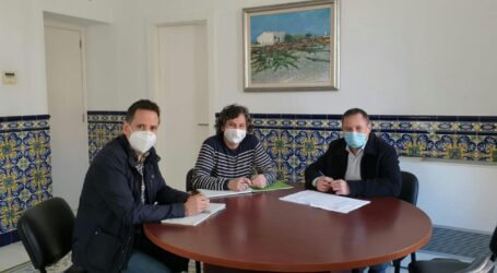 Els alcaldes Viu-Ho revaliden el compromís de col·laboració en projectes europeus