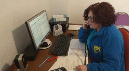 El Ayuntamiento de Aldaia llama a 16.000 personas mayores desde el inicio de la pandemia