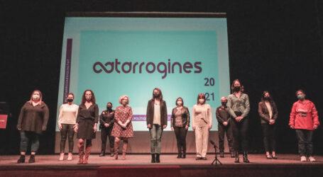 La III Gala Catarrogines homenatja el paper fonamental de la dona durant el confinament