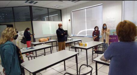 Massanassa realiza un curso contra atragantamientos en los colegios