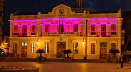 La fachada del Ayuntamiento de Burjassot va a contar con nueva iluminación