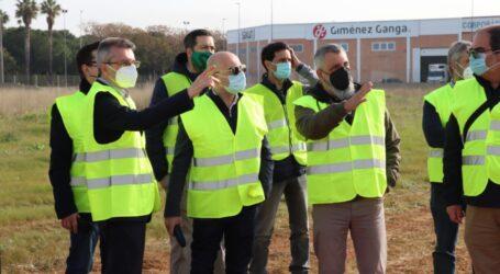 Alaquàs inicia les obres per a la urbanització del sector VI del polígon dels Mollons