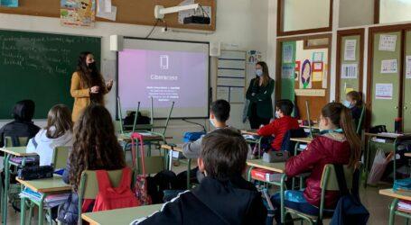 Museros imparte un taller sobre violencia de género digital a adolescentes