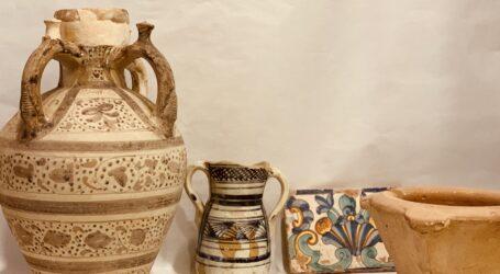 Paterna incluye una importante colección de más de 200 piezas en los fondos del Museo Municipal de Cerámica