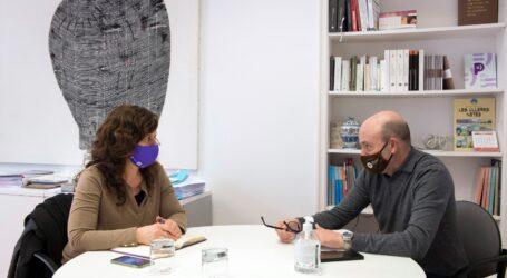 Godella se interesa por las ayudas Smart Cities de la Diputació