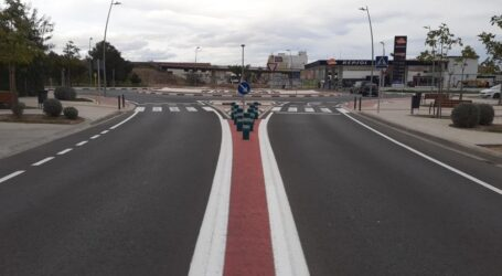 Museros mejora la señalización vial horizontal del municipio