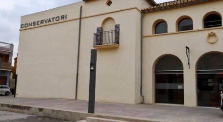 Moncada inicia las obras de mejora del Conservatorio de Música