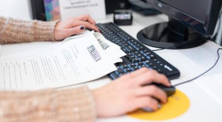 Aldaia emet més de 500 certificats d'empadronament digitals en lo que va d'any